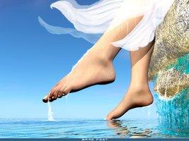 Link toBare feet