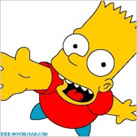 Link toBart simpson 01 the simpsons