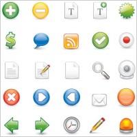 Link toBasic icon set