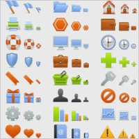 Link toBasic set icons pack
