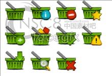Link toBasket desktop icons