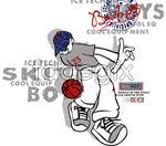 Link toBasketball cartoon vector
