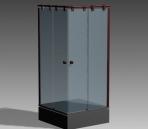 Link toBathroom -the shower 001 3d model