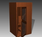 Link toBathroom -the shower 005 3d model