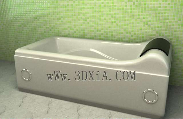 Link toBathtub free download-03 3d model
