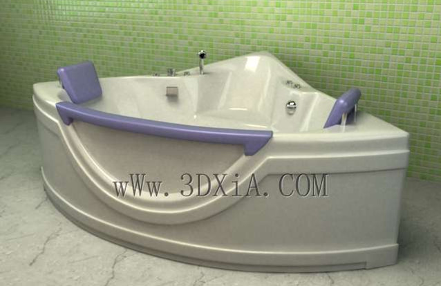 Link toBathtub free download-04 3d model