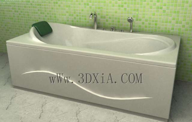 Link toBathtub free download-05 3d model