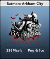 Link toBatman arkham city - icon