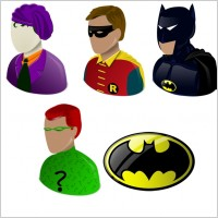 Link toBatman vista icons icons pack