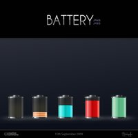 Link toBattery icons and psd