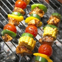 Link topicture skewers Bbq