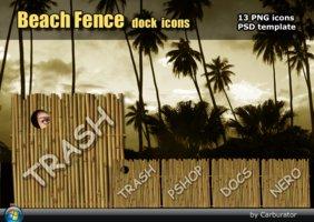 Link toBeachfence dock icons