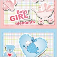 Link toBear cartoon stickers vector
