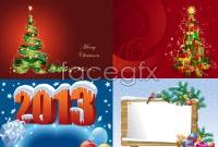 Link toBeautiful 2013 christmas background