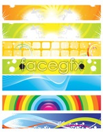 Link toBeautiful and colorful background vector