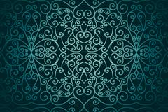 Link toBeautiful arabesque background vector