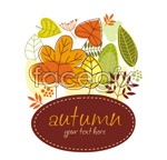 Link toBeautiful autumn leaves vectors