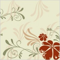 Link toBeautiful background pattern vector material series 1
