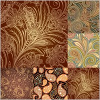 Link toBeautiful background patterns vector