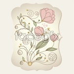 Link toBeautiful background wallpaper pattern 04 vector