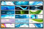 Link toBeautiful banners banners vector