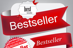 Link toBeautiful best-selling tag vector