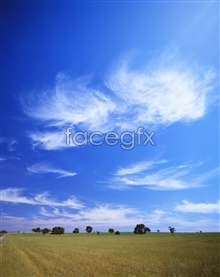 Link toBeautiful blue sky prairie pictures