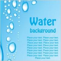 Link toBeautiful blue water background