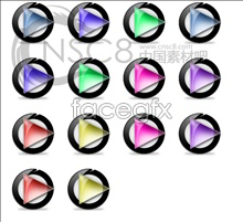 Link toBeautiful button icons