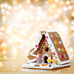 Link toBeautiful candy house psd