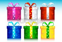 Link toBeautiful cartoon gifts vector illustration