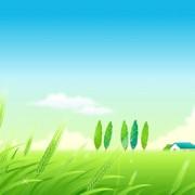 Link toBeautiful cartoon landscapes vector set 06 free