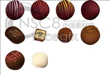 Link toBeautiful chocolate icon