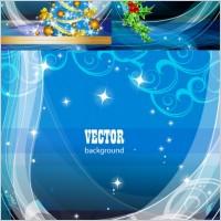 Link toBeautiful christmas background vector