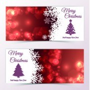 Link toBeautiful christmas cards design vector 05