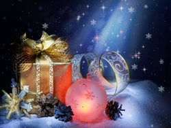 Link toBeautiful christmas design elements -19-hd pictures