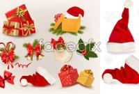 Beautiful christmas elements