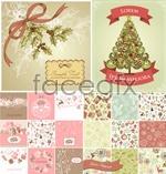 Link toBeautiful christmas illustrations vector