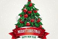 Link toBeautiful christmas tree card