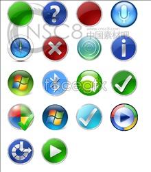 Link toBeautiful circle icon