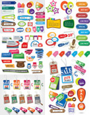 Link toBeautiful color labels
