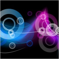 Link toBeautiful colorful background patterns 02 vector