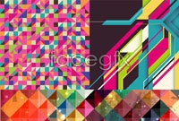 Link toBeautiful currents abstract background