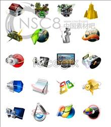 Link toBeautiful desktop icon
