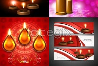 Link toBeautiful diwali theme design 02