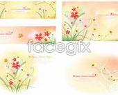 Link toBeautiful dream flower vector