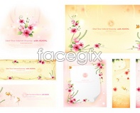 Link toBeautiful dream lace vector flower