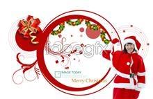 Link tofile source psd beautiful christmas up dress Beautiful