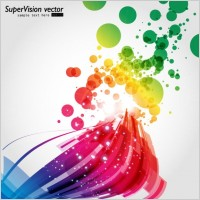 Link toBeautiful dynamic background 04 vector