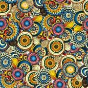 Link toBeautiful ethnic style seamless patterns vector set 02 free